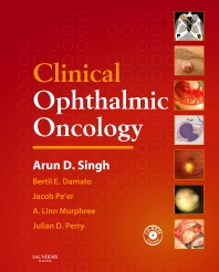 Cover image for Clinical Ophthalmic Oncology  with CD-ROM