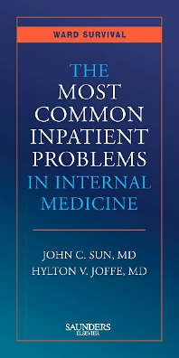 Cover image for The Most Common Inpatient Problems in Internal Medicine