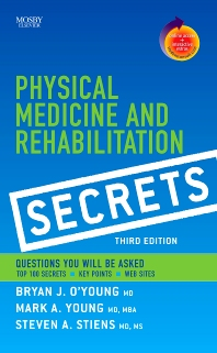 Physical Medicine & Rehabilitation Secrets - 3rd Edition - ISBN: 9781416032052