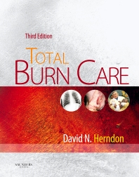 Cover image for Total Burn Care