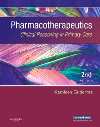 Cover image for Pharmacotherapeutics
