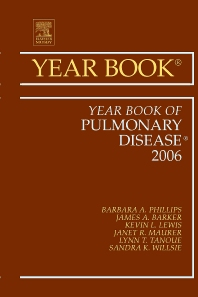 Year Book of Pulmonary Disease