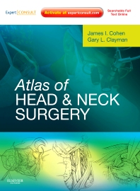 Cover image for Atlas of Head and Neck Surgery