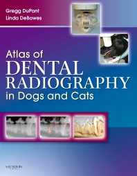 Cover image for Atlas of Dental Radiography in Dogs and Cats
