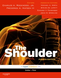 Cover image for Rockwood and Matsen's The Shoulder, 2 Volume Set