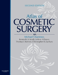 Cover image for Atlas of Cosmetic Surgery with DVD