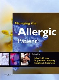 Cover image for Managing the Allergic Patient