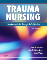 Cover image for Trauma Nursing