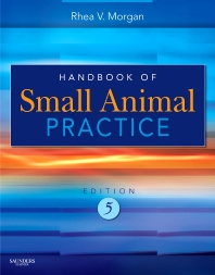 Cover image for Handbook of Small Animal Practice