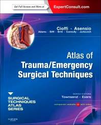 Atlas of Trauma/Emergency Surgical Techniques - 1st Edition - ISBN: 9781416040163, 9780323187992