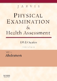 Physical Examination and Health Assessment DVD Series: DVD 8: Abdomen, Version 2 - 1st Edition - ISBN: 9781416040200