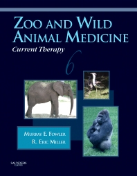 Cover image for Zoo and Wild Animal Medicine Current Therapy