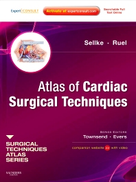 Cover image for Atlas of Cardiac Surgical Techniques