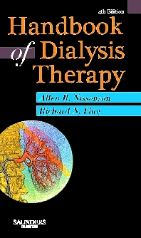 Cover image for Handbook of Dialysis Therapy