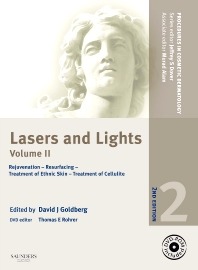 Procedures in Cosmetic Dermatology Series: Lasers and Lights: Volume 2 with DVD