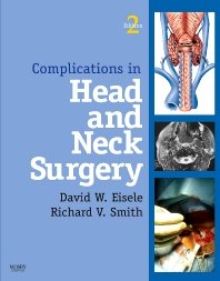 Cover image for Complications in Head and Neck Surgery with CD Image Bank