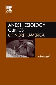 Trauma, An Issue of Anesthesiology Clinics