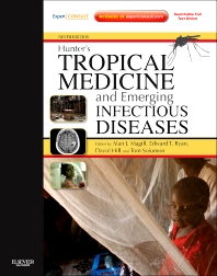 Cover image for Hunter's Tropical Medicine and Emerging Infectious Disease