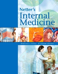 Netter's Internal Medicine - 2nd Edition - ISBN: 9781416044178, 9781437727722