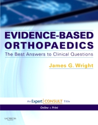 Cover image for Evidence-Based Orthopaedics