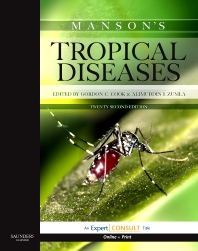 Manson's Tropical Diseases - 22nd Edition - ISBN: 9781416044703