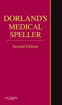Dorland's Medical Speller