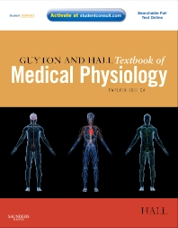 Guyton and Hall Textbook of Medical Physiology - 12th Edition - ISBN: 9781416045748, 9780323265140