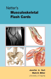 Cover image for Netter's Musculoskeletal Flash Cards