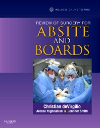 Review of Surgery for ABSITE and Boards - 1st Edition