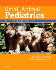 Cover image for Small Animal Pediatrics