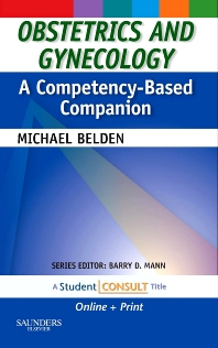 Cover image for Obstetrics and Gynecology: A Competency-Based Companion