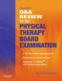 Cover image for Saunders' Q & A Review for the Physical Therapy Board Examination