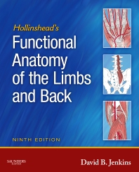 Cover image for Hollinshead's Functional Anatomy of the Limbs and Back