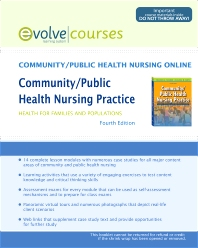 Community/Public Health Nursing Online for Maurer and Smith, Community/Public Health Nursing Practice (User Guide and Access Code)