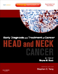 Cover image for Early Diagnosis and Treatment of Cancer Series: Head and Neck Cancers