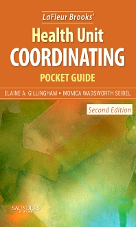LaFleur Brooks' Health Unit Coordinating Pocket Guide - 2nd Edition - ISBN: 9781416052111