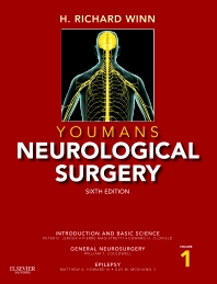 Youmans Neurological Surgery, 4-Volume Set - 6th Edition - ISBN: 9781416053163, 9781455712762