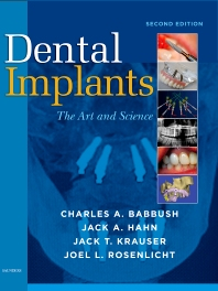 Dental Implants - 2nd Edition - ISBN: 9781416053415, 9781437726770