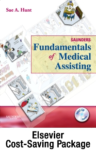 Cover image for Clinical Skills Online for Saunders Fundamentals of Medical Assisting - Revised Reprint (User Guide, Access Code and Textbook Package)