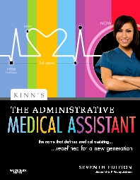 Kinn's The Administrative Medical Assistant, 7th Edition,Alexandra Adams,ISBN9781416054382