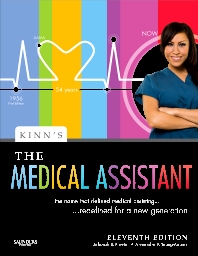 Kinn's The Medical Assistant - 11th Edition - ISBN: 9781416054399, 9781455754366