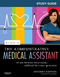 Cover image for Study Guide for Kinn's The Administrative Medical Assistant