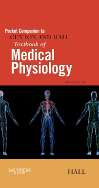 Cover image for Pocket Companion to Guyton and Hall Textbook of Medical Physiology