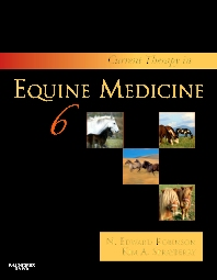 Cover image for Current Therapy in Equine Medicine