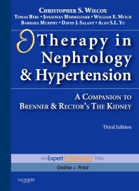 Therapy in Nephrology and Hypertension - 3rd Edition - ISBN: 9781416054849, 9781437711240