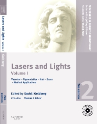 Procedures in Cosmetic Dermatology Series: Lasers and Lights with DVD - Volume 1