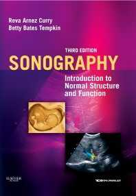Sonography - 3rd Edition - ISBN: 9781416055563, 9781437727166