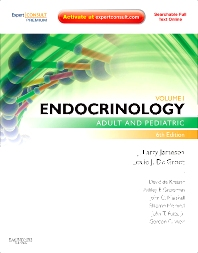 Cover image for Endocrinology, 2-Volume Set