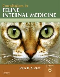 Cover image for Consultations in Feline Internal Medicine, Volume 6