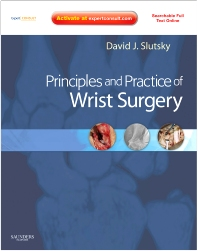 Principles and Practice of Wrist Surgery with DVD - 1st Edition - ISBN: 9781416056461, 9781455708826